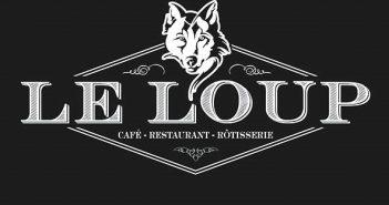 logo le loup restaurant b