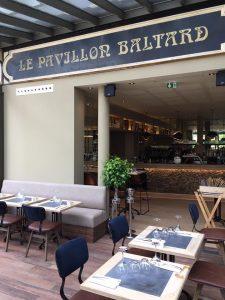 Nouveau restaurant à Paris : Baltard au Louvre