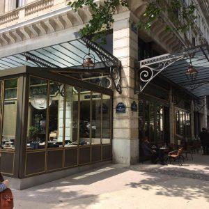 Restaurant Le Baltard au Louvre Paris
