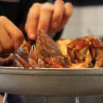 Plateau de fruits de mer au Restaurant Escapades à Bénodet