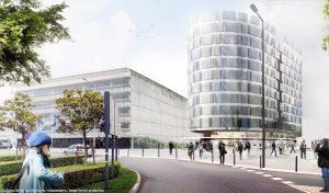 Angers : un Novotel ouvrira dans le quartier Gare + en 2018