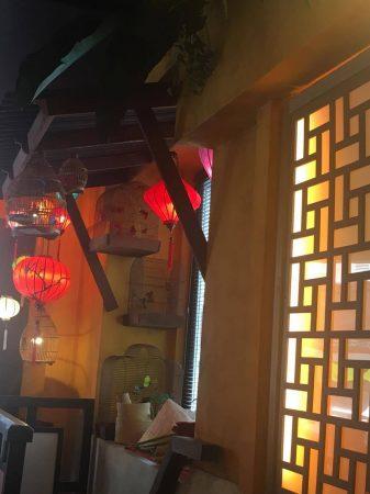 Le Comptoir du Bo Bun : décoration restaurant