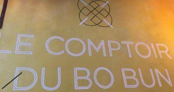 Restaurant vietnamien : Le Comptoir du Bo Bun