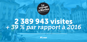 Voyage à Nantes 2017 : un bilan plus que positif pour l'événement