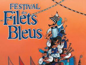 Plein feu sur Les Filets Bleus à Concarneau !
