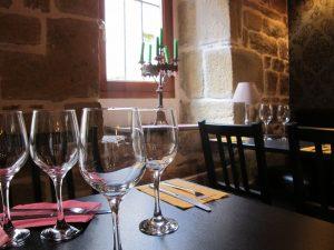 Le Sherlock Holmes : restaurant végétarien, cuisine traditionnelle et hamburgers à Quimper