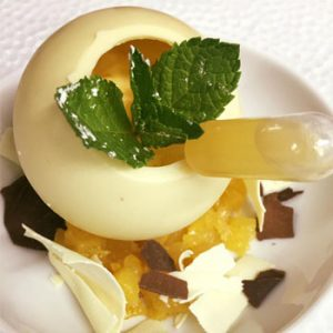 dessert bistrot créatif