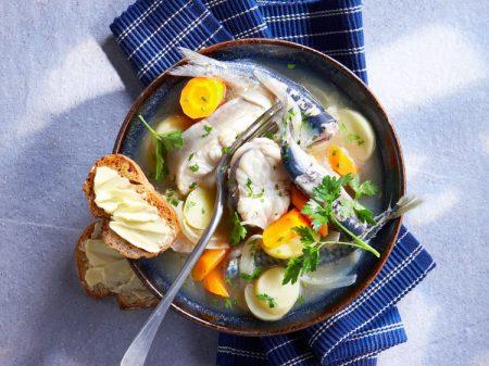 top 10 recette bretonne la cotriade