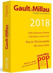 guide 2018 Gault & Millau