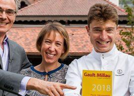 Jean Sulpice : cuisinier de l'année 2018 Gault & Millau