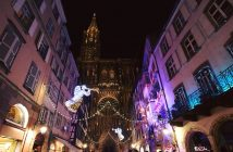 Joyeux Noël à Strasbourg