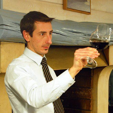 Michel Gillet, Sommelier du restaurant Fleur de Sel