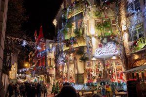 Au coeur du marché de Noël de Strasbourg