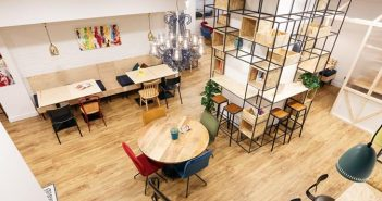 Anticafé à Strasbourg espace convivial de coworking