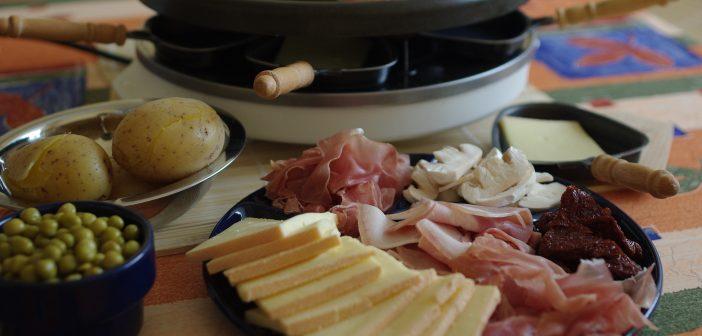 idée de raclette originale