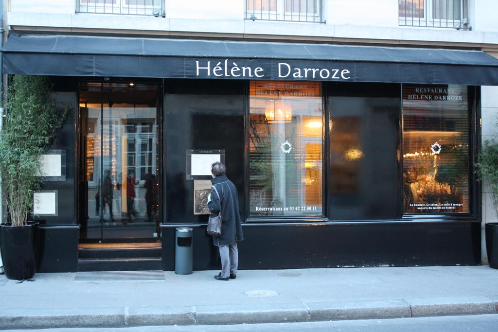 nouveau restaurant 224 paris avec la chef 233toil233e h233l232ne darroze