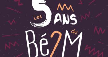 5ans du restaurant bar à vin Bé2M à Nantes
