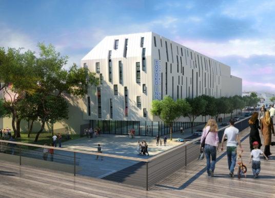 Le premier hôtel Toyoko Inn va ouvrir à Marseille