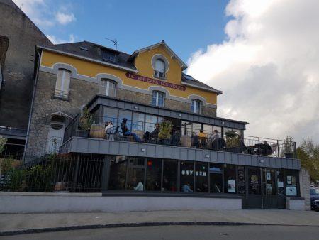 Le Vin dans les Voiles Quimper Finistère Bretagne