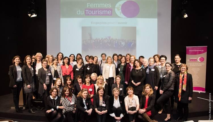 Lauréates 2017 Trophée Femmes du Tourisme