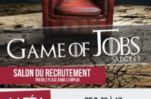 premier salon Game Of Jobs à Roubaix