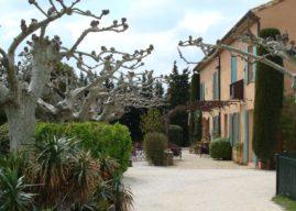Le Mas de Grés dans le Vaucluse : nouvel adhérent Reso PACA