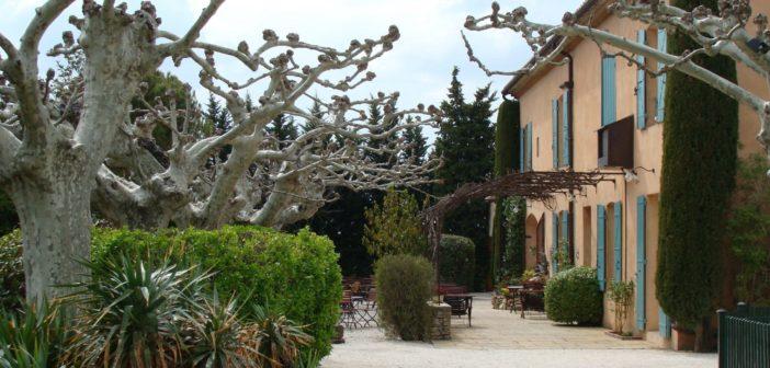 Hôtel Restaurant Le Mas de Grés 3 étoiles - Vaucluse