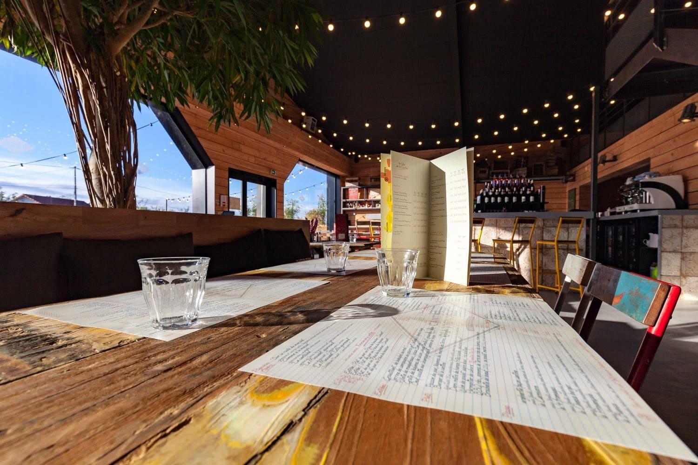 Café restaurant La Cantine du Vignoble à côté de Nantes