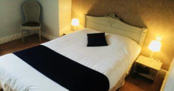 chambre hôtel Cheval Blanc Jargeau