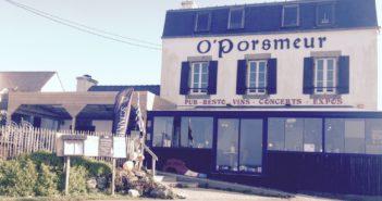 Bienvenue dans le pub gastronomique O'Porsmeur