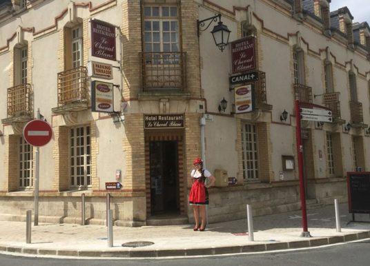 Le Cheval Blanc, nouvel adhérent Reso 45-41 !