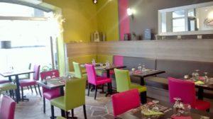 Le restaurant Le Stessie à Landerneau,