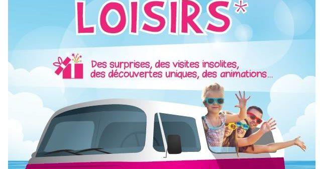 La Journée des Loisirs en Finistère ce dimanche 15 avril 2018. 23 adhérents de l'association Loisirs en Finistère proposeront au cours de cette journée des animations, des visites exceptionnelles et des surprises.