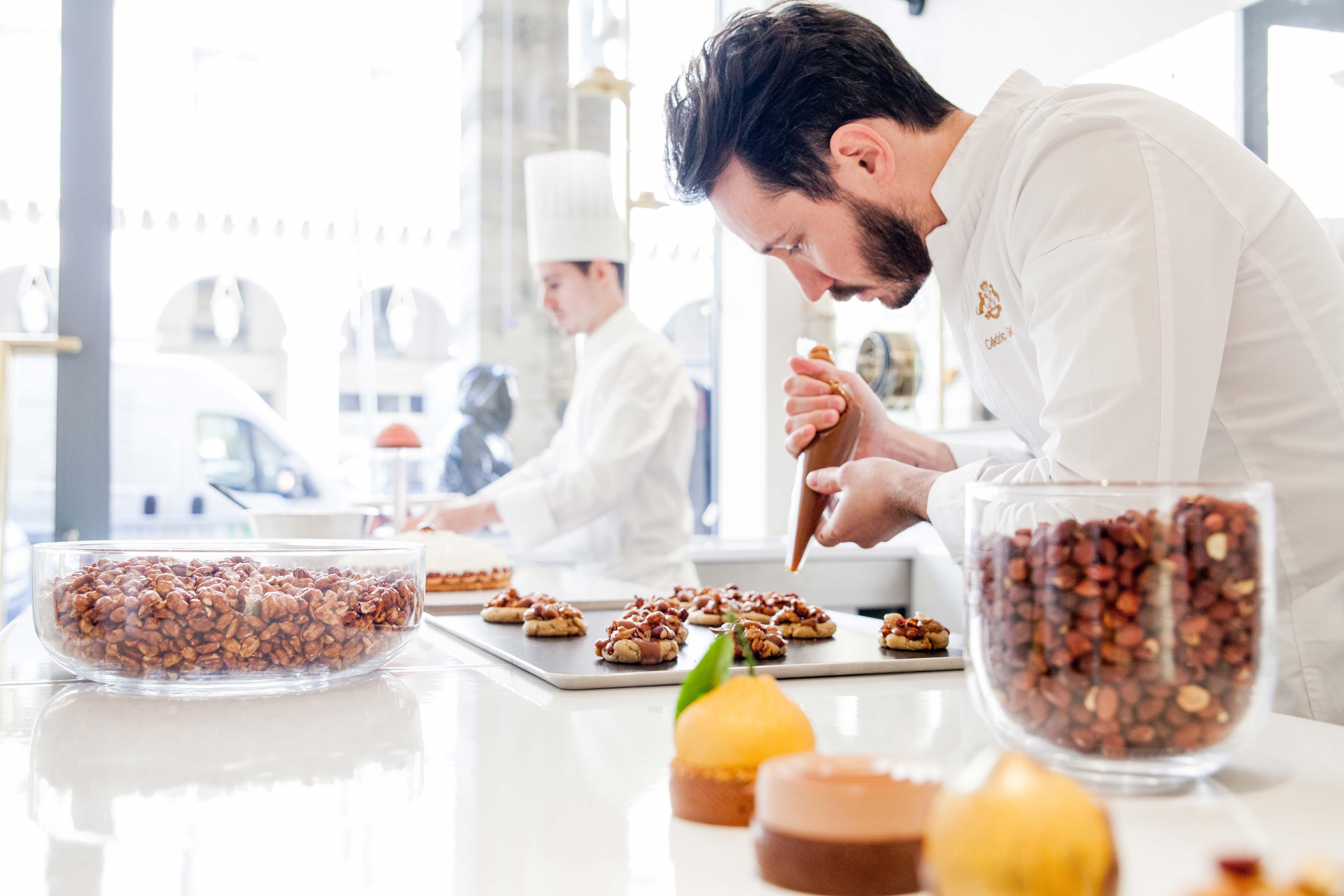 Interview de c dric grolet lu meilleur p tissier de restaurant au monde - Meilleur cuisine au monde ...