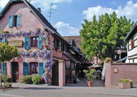 Le Marronnier, restaurant alsacien : adhérent Reso 6768