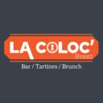 Logo du bar La Coloc' à Brest dans le Finistère