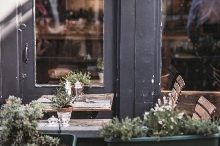 Tendances 2018 : décoration écologique dans les restaurants