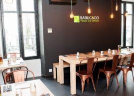 Nouveau restaurant Basilic & Co à Nantes