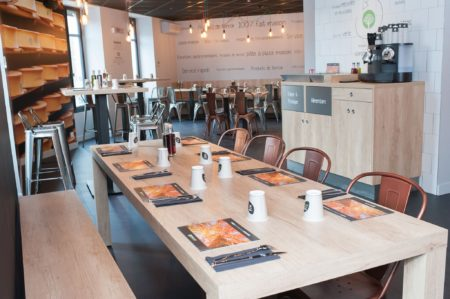 Restaurant Pizzeria Basilic & Co Nantes