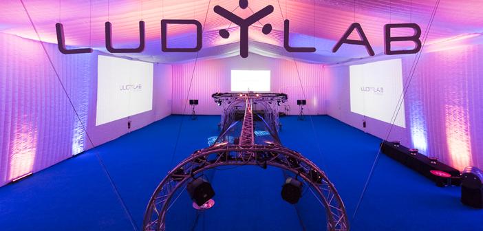 Le LUDyLAB, site d'activités ludiques pour le drone et la réalité virtuelle à Chambretaud en Vendée
