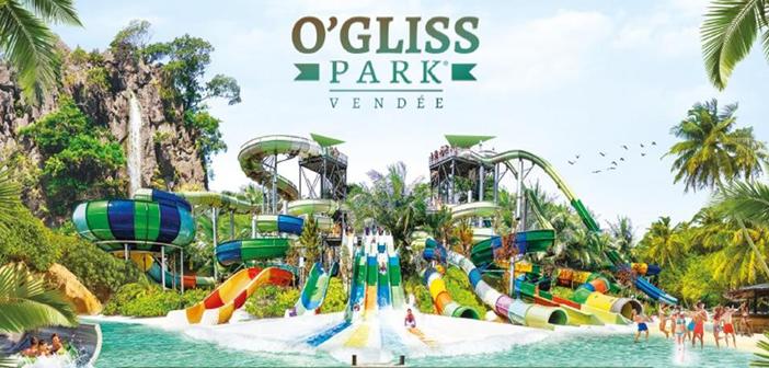 O'Gliss park, parc d'attractions aquatiques à Moutier les Mauxfaits en Vendée