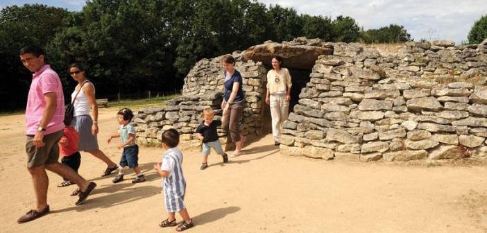 Le Préhistosite, site consacré à la Préhistoire à Saint Hilaire la Forêt en Vendée