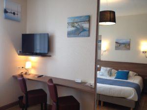 Les chambres du Port Rhu à Audierne