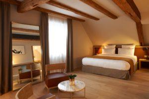 Chambres et suites 5 Terres Hôtel & Spa