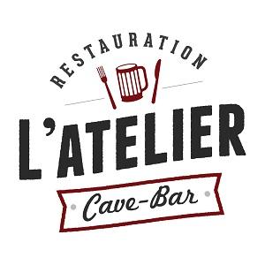 Logo de L'Atelier, Cave Bar Restaurant à La Mothe Achard en Vendée
