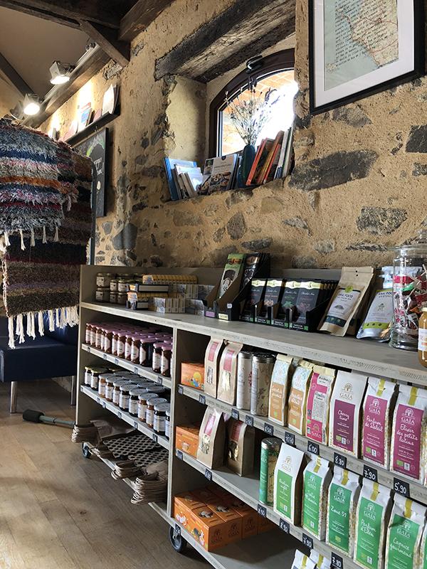 Épicerie bio Au Comptoir de la Ferme du Marais Girard à Bretignolles-sur-Mer