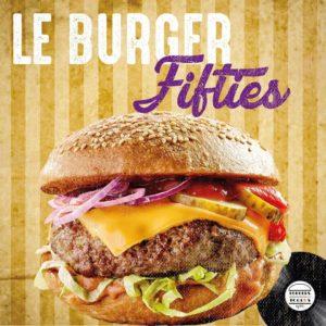 Burgers Toqués : catégorie Burger Fifities