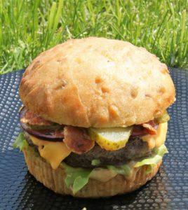 Burgers Toqués : le Phare Ouest de Fabien THIES, finaliste 2018