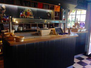 Hôtel et restaurant à Roscoff Chez Janie