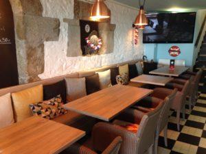 Chez Janie à Roscoff hôtel et restaurant